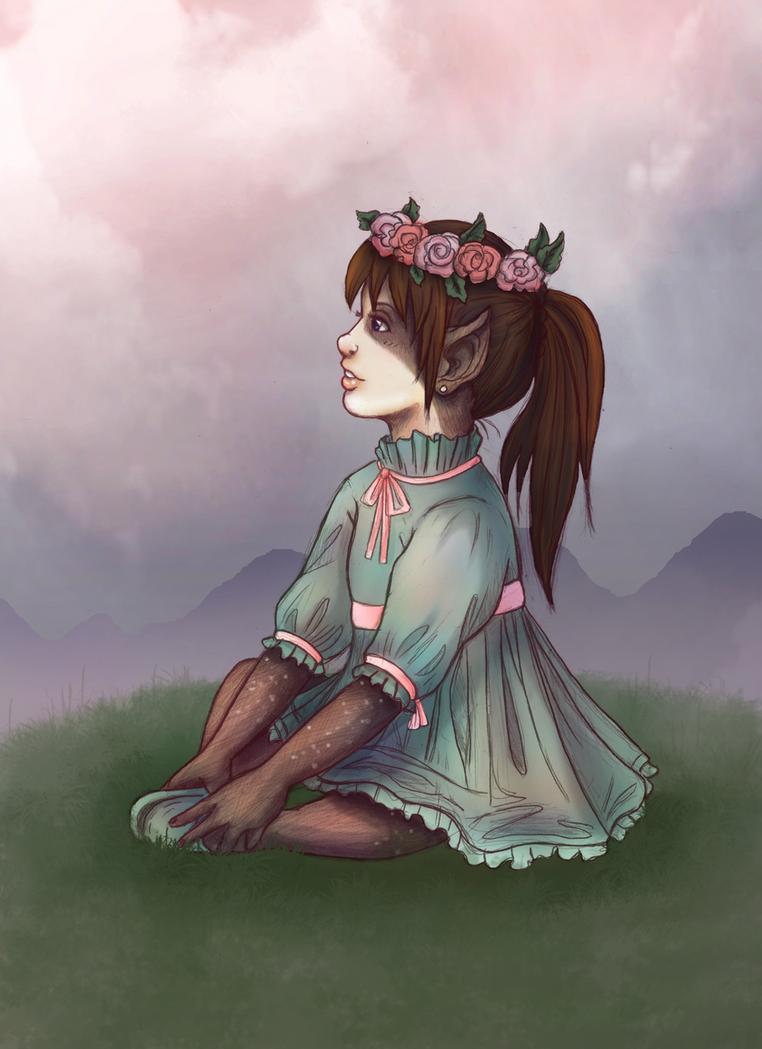 Revelation of Ula'ran: Happy Birthday Sat! by Kiotoko-Solo
