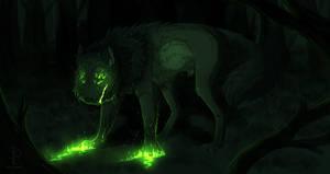 Dread Wolf | Fen'Harel - Fan Art