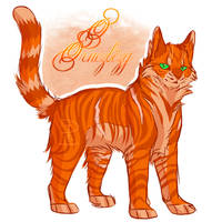 Firestar by Fox-Desert