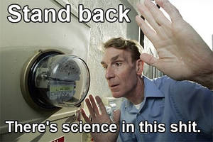 Bill Nye funny by Irish156