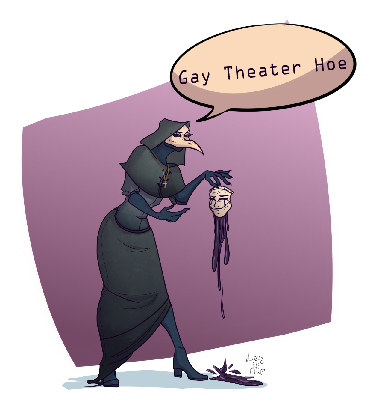 SCP gay theater hoe by lazy-flup on DeviantArt