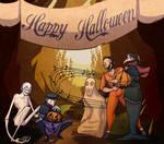 Happy Halloween SCP