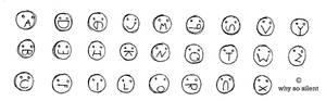 the alphabet according to me