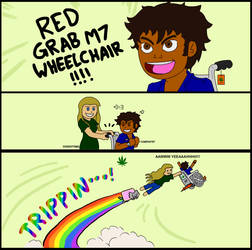 Tered--Grab my Wheelchair