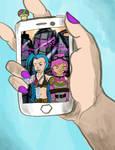 Jinx Selfie