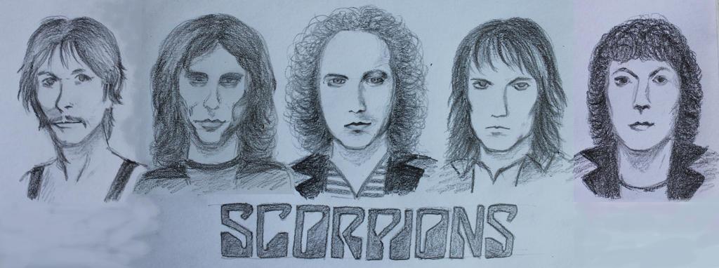 Scorpions by Amaterasuscorp1
