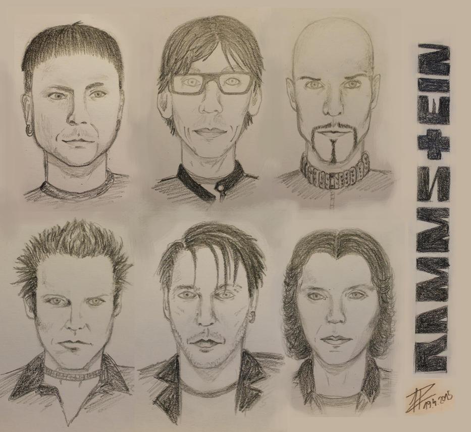 Rammsteine by Amaterasuscorp1