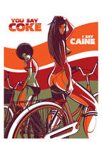 You say Coke, I say Caine by PincheMoreno