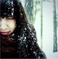 wenn es schneit.