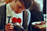 I love camera.