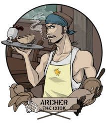 Archer the Cook