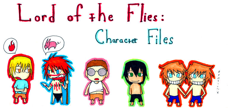 lord of the flies character an This is where you find out who your personality best fits in with the boys on the island in lord of the flies also gives analysis of characters at end helpful.