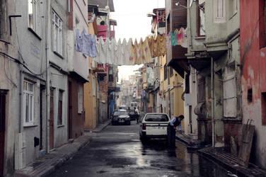 Balat-Istanbul by BusrAvclr