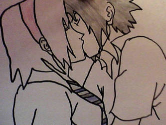 SasuSaku-Detention with you by cfcgirl24