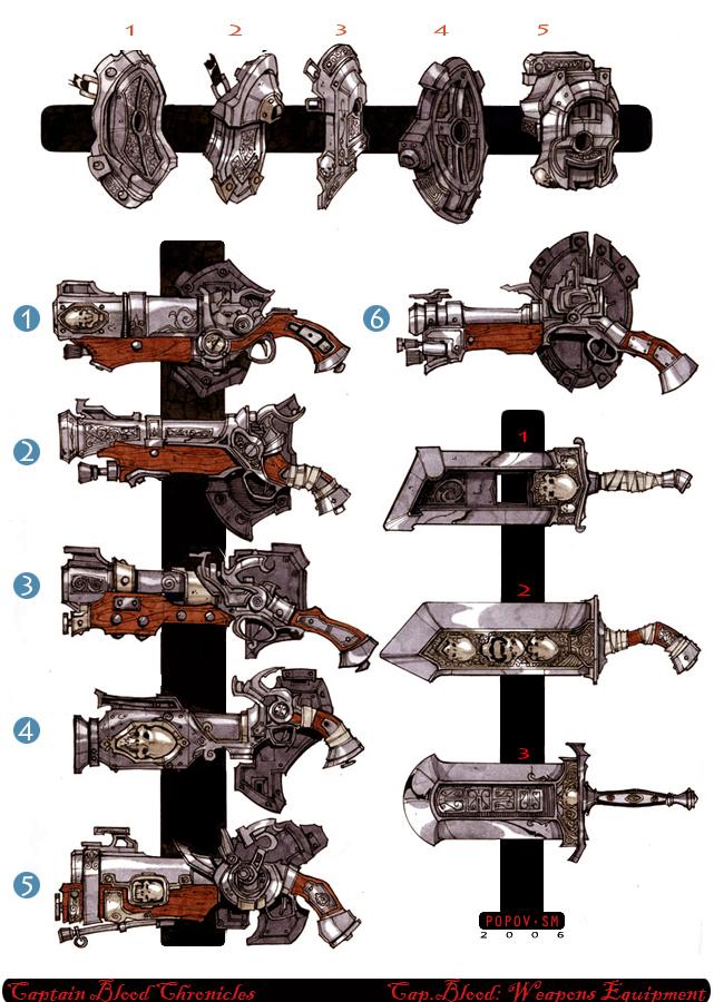 C.B.C weapons 02 by Popov-SM