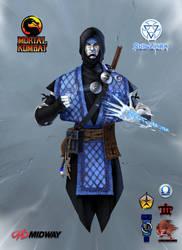 Mortal Kombat. Sub-Zero. by Popov-SM
