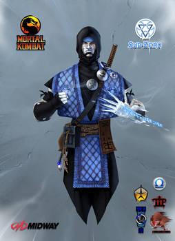 Mortal Kombat. Sub-Zero.