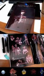 Substrata\Dark Fantasy Art Book