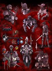Substrata\Dark Knights Concept. by Popov-SM