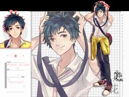 TH: Daisuki Daisuke! by koppin