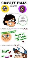 Gravity Falls MEME *3*