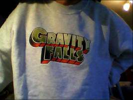 GRAVITY FALLS SWEATER