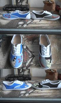 Gorillaz Shoes