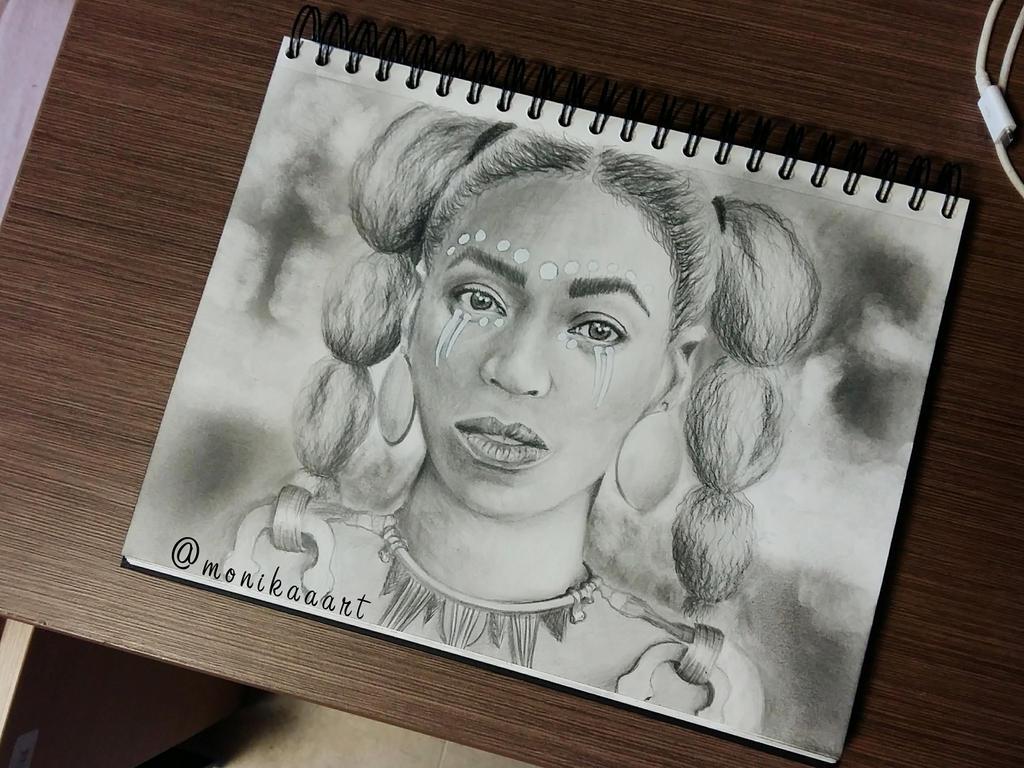 Beyonce by Aknebaz