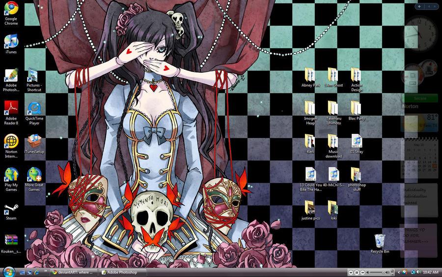 x-down background by Dark-Angel-Marie