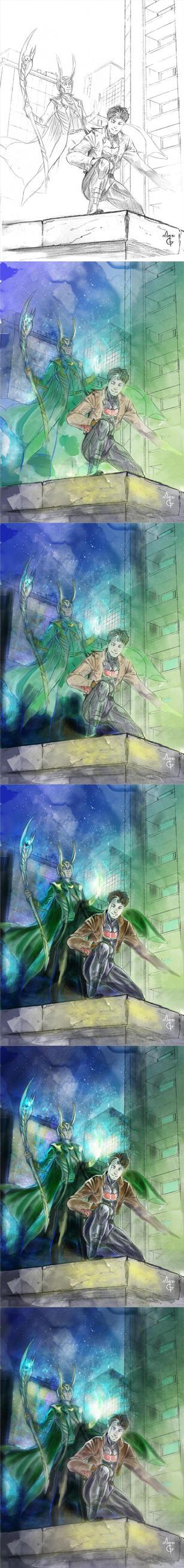 WTmA -Visual Step by Step by MGNemesi