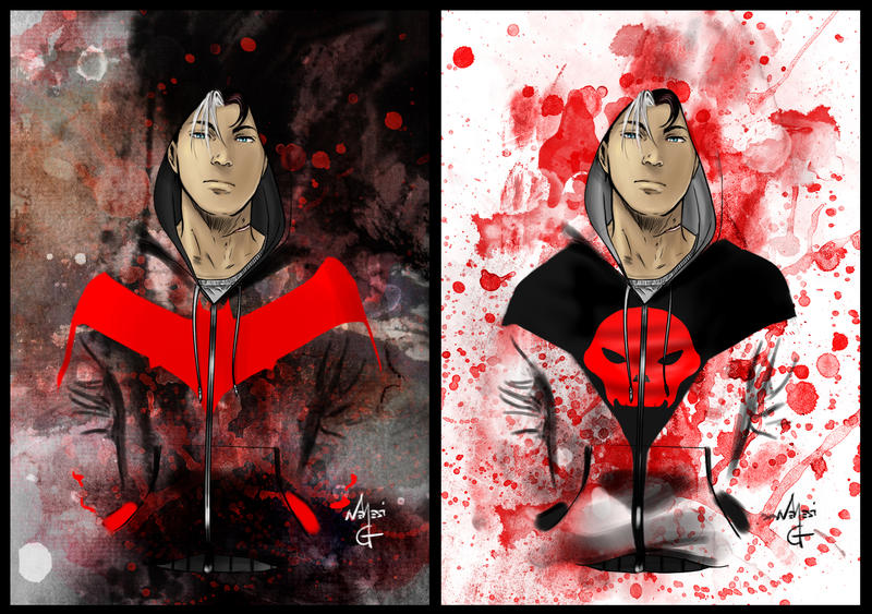 Hoodies series: Jason Todd by MGNemesi
