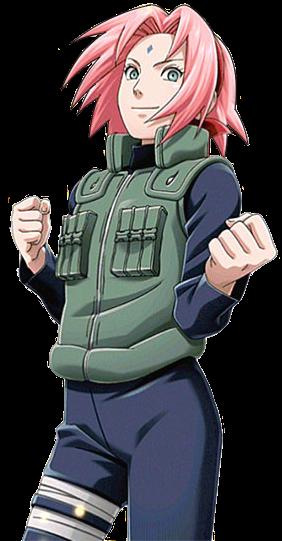 Sakura Shippuden War Sakura Haruno (Ninja W...