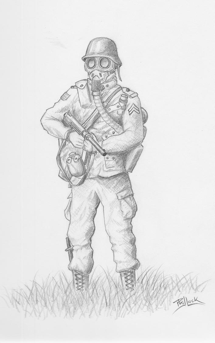 how to draw a ww2 soldier site youtube.com