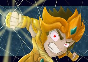 Lightning Plasma! Leo Aiolia