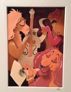 Jazz Spaniels