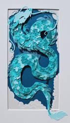 Chinese Water Dragon