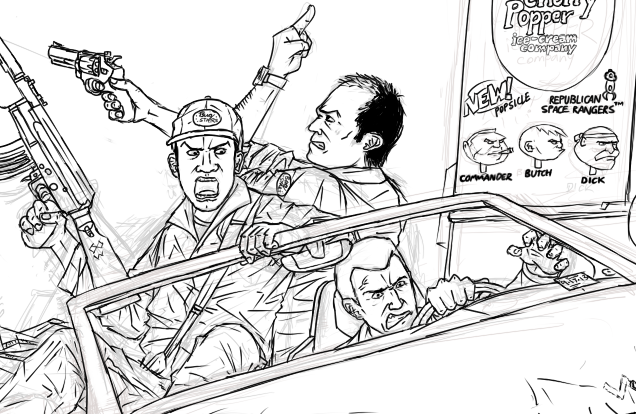 preview gta v robbery by atteez on deviantart