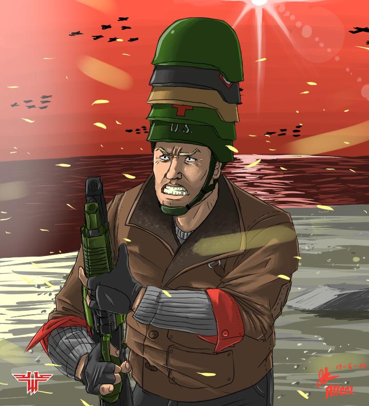 Wolfenstein - Armor by Atteez