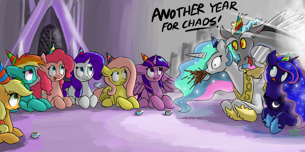 Another Year for Chaos! by Atteez