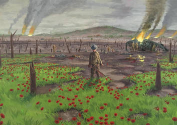 In Flanders Fields by Atteez