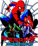 Spider-Man Homecoming Poster/Fanart