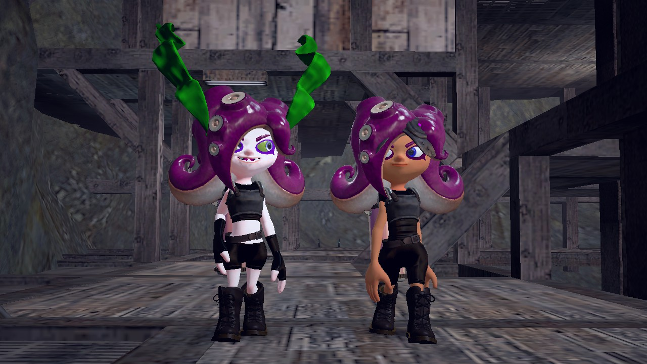 Soliders Octolings by Shadowsniper2251