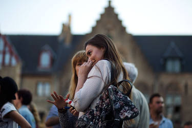 Girls in Bruges by Elaiafiredust