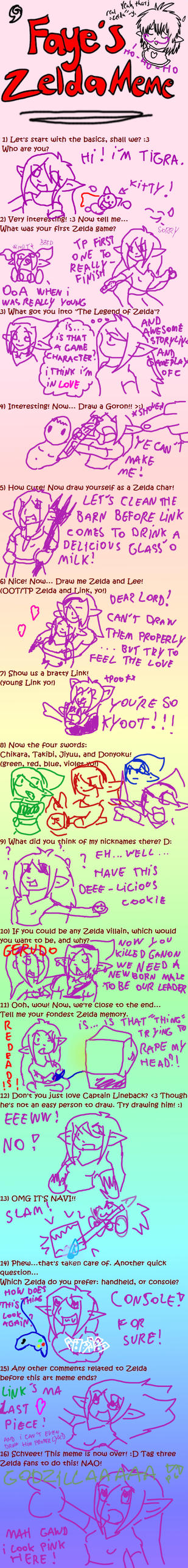 Zelda Art Meme by Tigra-kitty