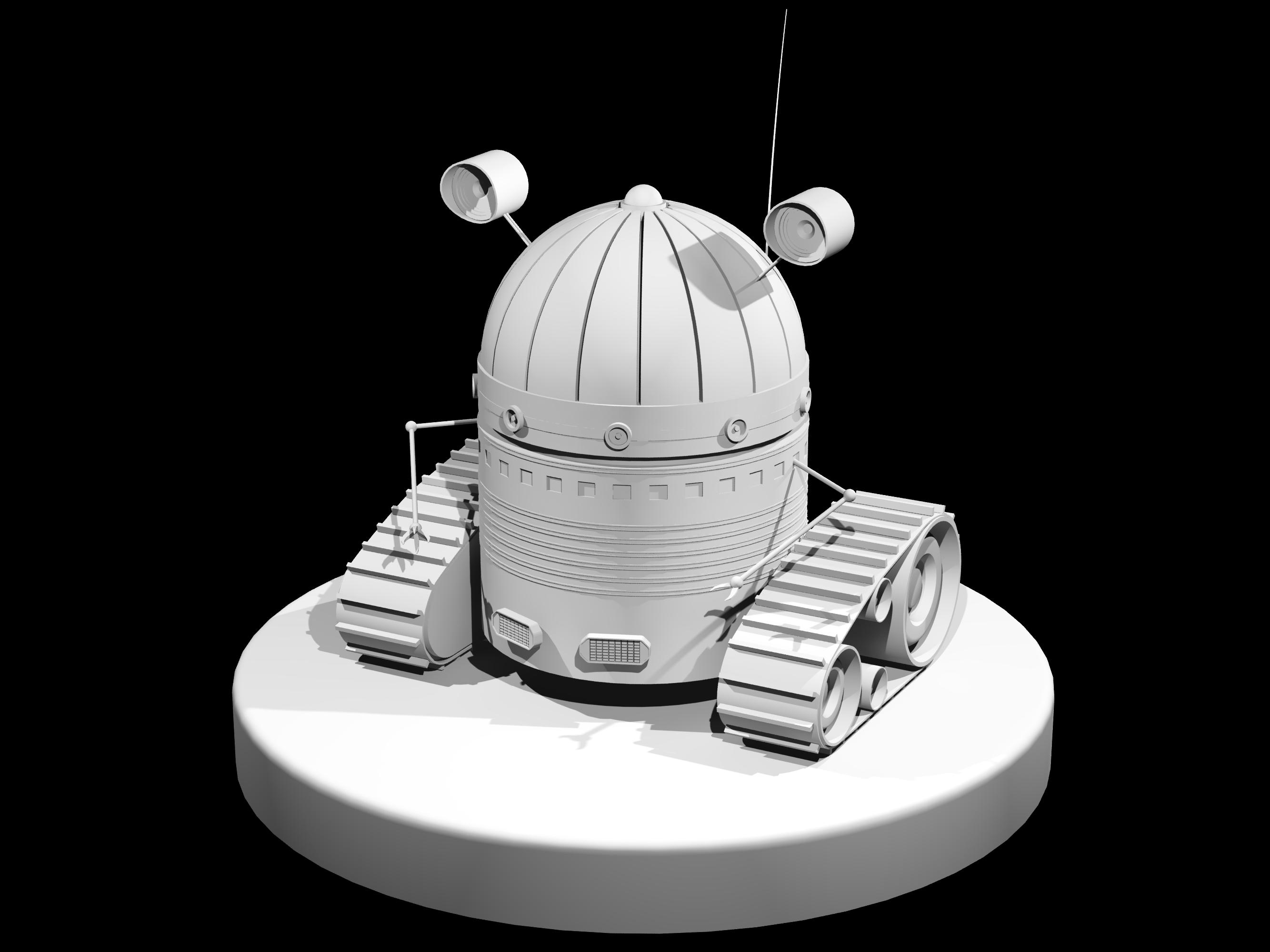3d art robot wip dystopiartist by dystopiartist on deviantart. Black Bedroom Furniture Sets. Home Design Ideas