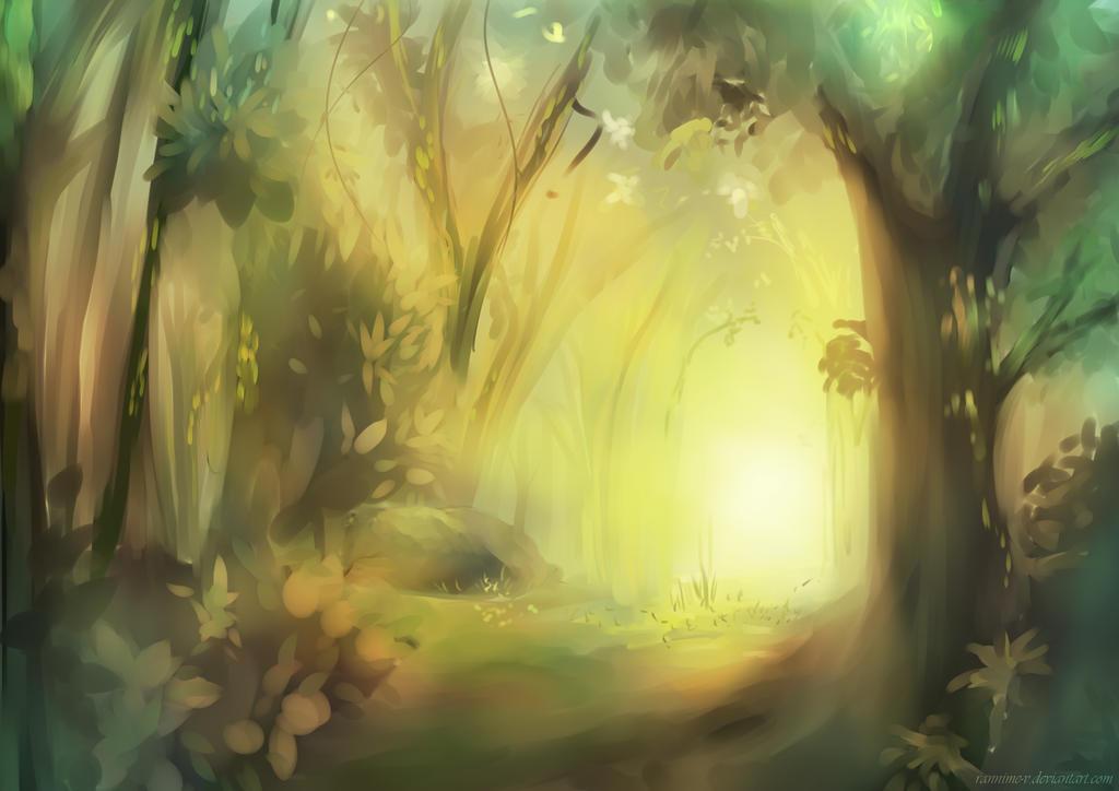 Gate to Fantasy by Rannime-V