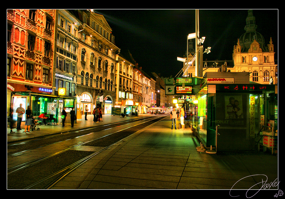 Graz Nightlife by DaXXe