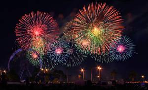 Fireworks 2 by DaXXe