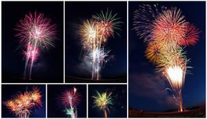 Bouquet Valborg Fireworks