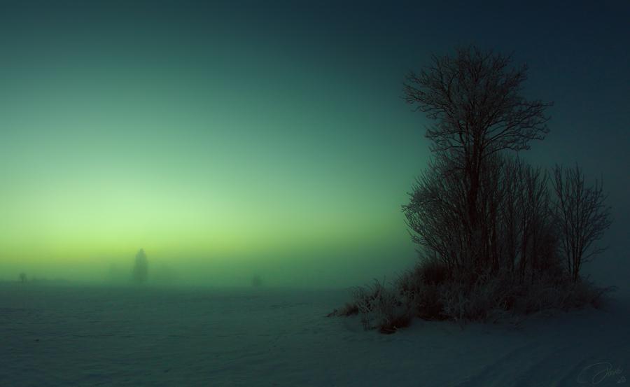 Den iskalla Vargtimmen by DaXXe